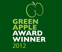 Green Apple Award Winnner